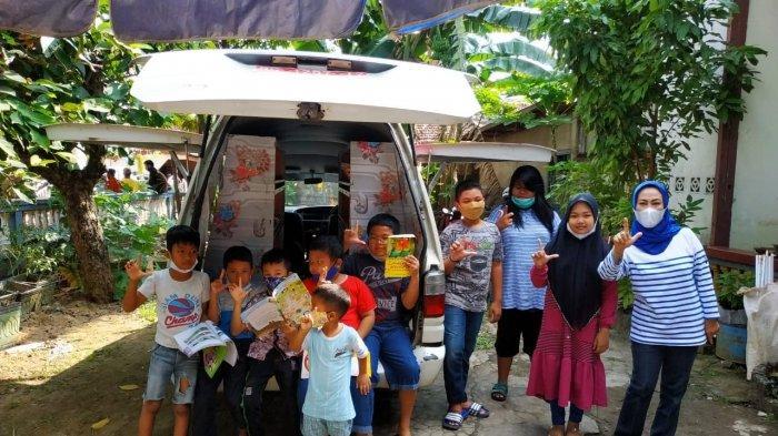 Sirah dan literasi di Lorong Kolam Plaju