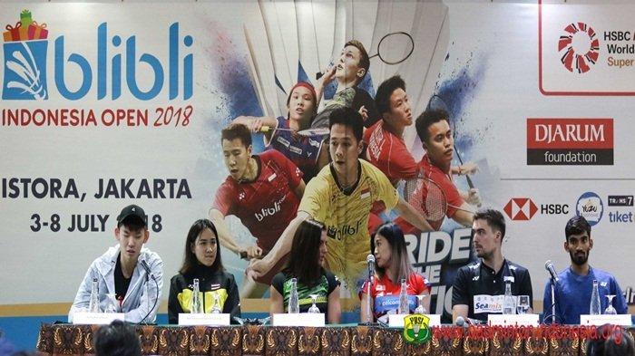 Jadwal Semifinal Indonesia Open 2019 - Peluang Derbi Final Tuan Rumah
