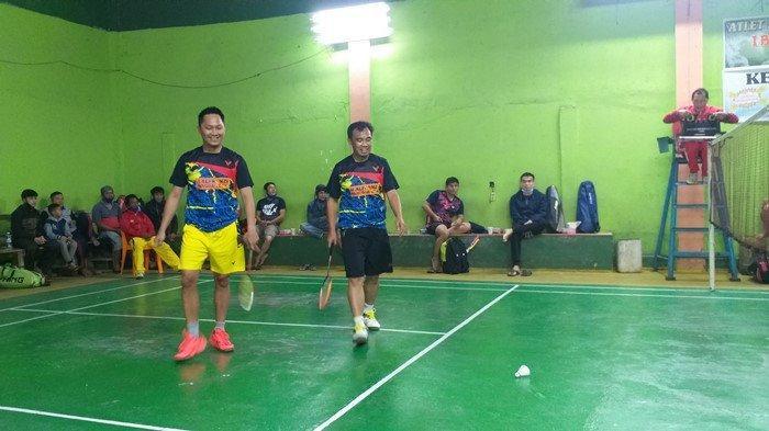 Jelang Kejuaran Badminton Super Series, PD Gempur Gelar Kejuaran Panaskan Persiapan