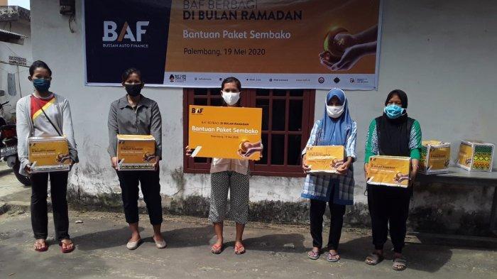 BAF Berbagi di Bulan Ramadan, Wujud Kepedulian ke Warga Terdampak COVID-19 di 5 Kota di Indonesia