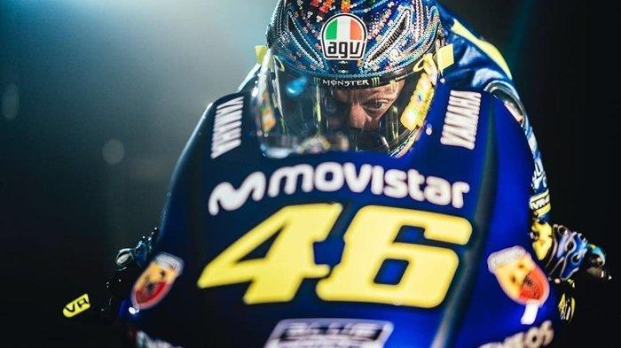 Valentino Rossi Ungkap 'Jimat' Keberuntungan Miliknya di MotoGP Austria 2019