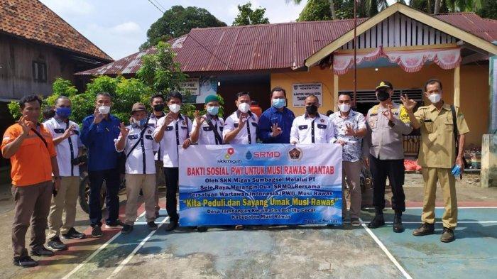 PWI Sumsel Pererat Tali Silaturahmi dan Lakukan Aksi Sosial Berbagi - bagi3jpg.jpg