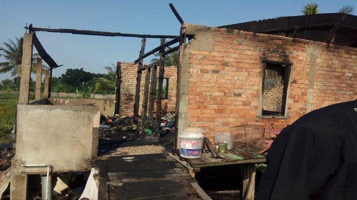 BREAKING NEWS: Kebakaran di Jalan Ki Merogan Kertapati, 2 Orang Tewas, Ada Potongan Kaki Tertinggal