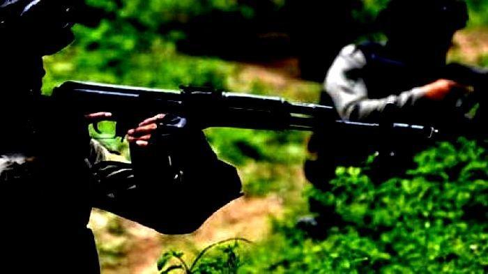 Baku Tembak Aparat Dengan KKB Papua Selam 5 Jam, Terdengar Letusan 3 Kali. Begini Kondisi Terkini