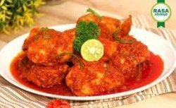 Makan Siang dengan Ayam Balado, Wooow Lezatnya, Ini Resepnya Jika Ingin Buat Sendiri di Rumah