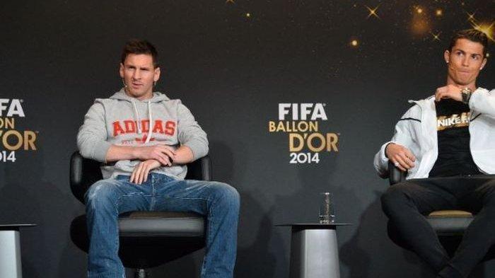Lionel Messi Akui Akan Melakukan Ini pada Ronaldo Jika Mereka Satu Tim