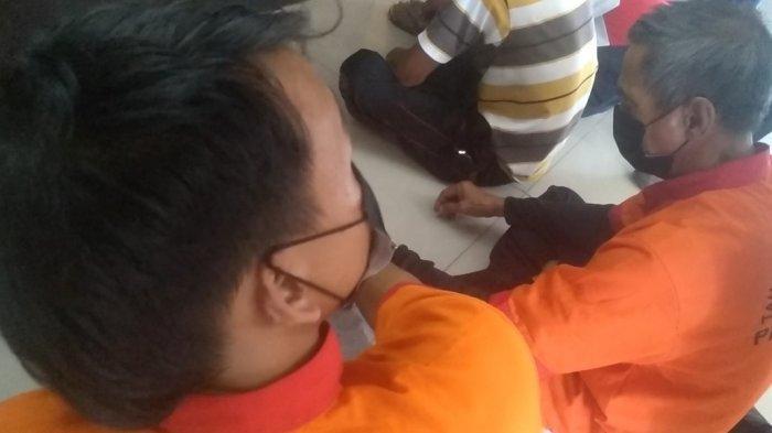 BREAKING NEWS: Bandar Kampung Narkoba Tangga Buntung Tertangkap, Ateng Rupanya Sembunyi di Muaradua