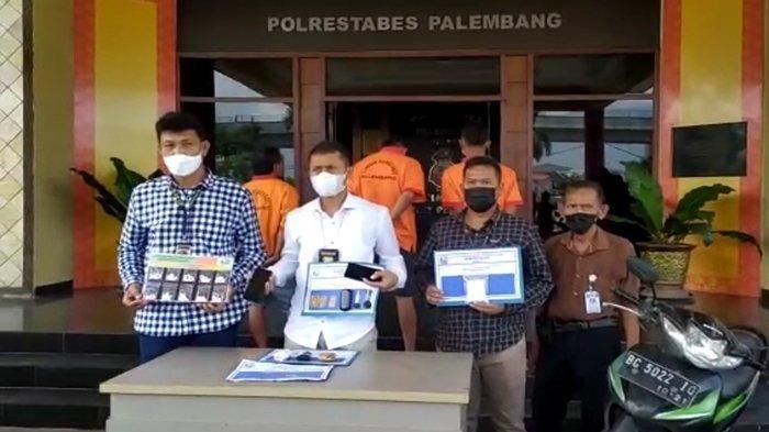 Meski Sempat Bangkrut Jadi Bandar Narkoba Warga Kalidoni Palembang Ini Tak Kapok, Terpaksa Pak