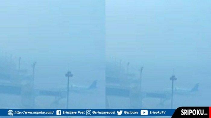 Ada Aktifitas Badai Tropis Hagibis, Delapan Penerbangan Terdampak