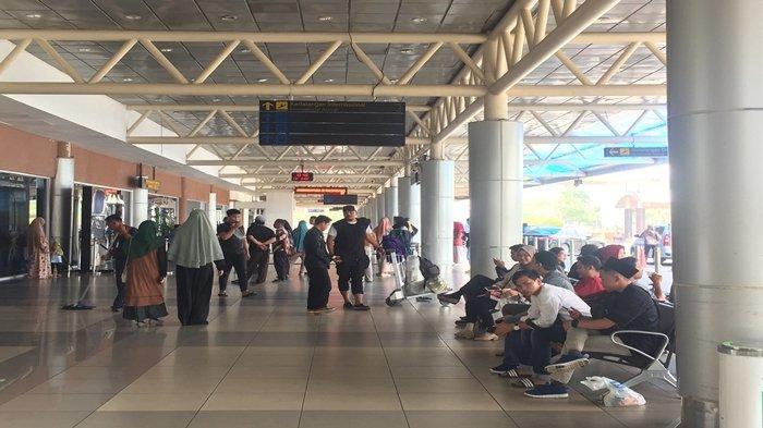 Palembang Dilanda Kabut Asap, tidak Ada Penerbangan yang Delay