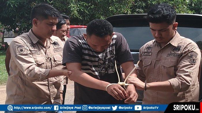 Ini Wajah Bandit Tebar Paku yang Meresahkan Warga dan Beraksi di Indralaya, Dua Pelaku Masih Buron!