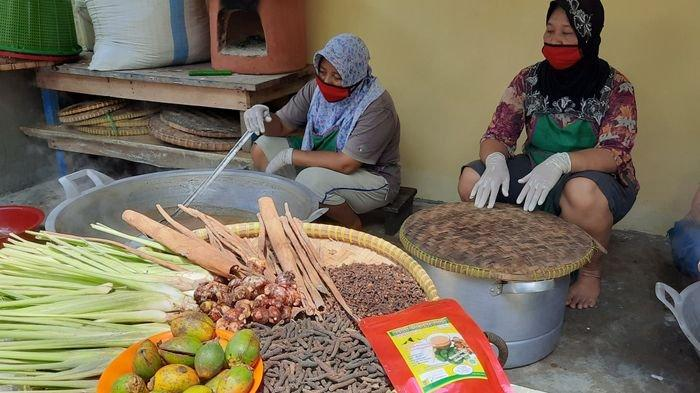 Bandrek Jahe Pinang dari Musirawas Sumsel Bisa Bikin Stamina Lebih Strong,  Ini Racikan Bahannya