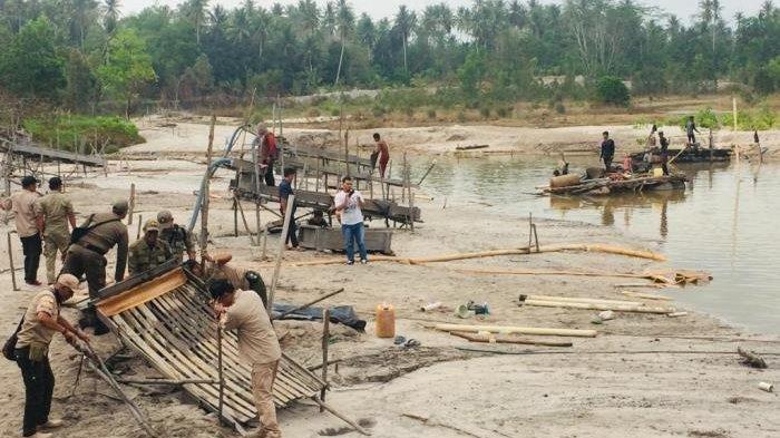 30 Tahun Ini Warga 22 Desa di Tulung Selapan Ramai-ramai Merantau ke OKI Nambang Timah