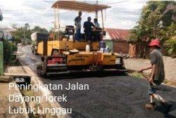 Dorong Pembangunan Infrastruktur Lubuk Linggau, HD Berikan Bantuan Gubernur Sebesar Rp11,5 Miliar