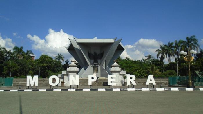 Diharapkan Jadi Tontonan & Efek Jera, Pelanggar Protokol Kesehatan Dikumpulkan di Monpera Palembang