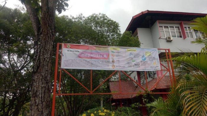 BREAKING NEWS: Universitas Sriwijaya Waspada Hepatitis A, 3 Bulan Puluhan Mahasiswa Terjangkit