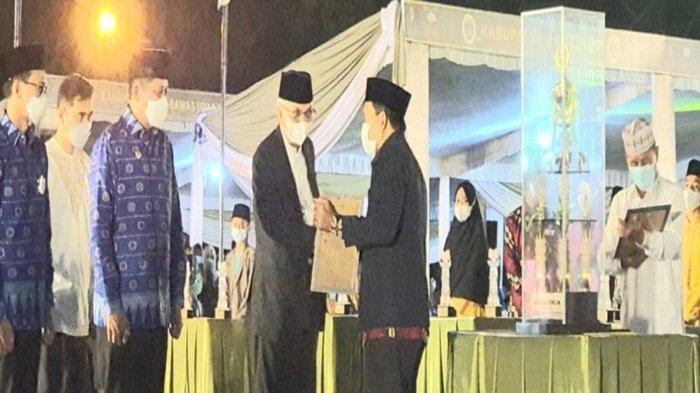 Banyuasin Juara Umum 2 STQH Ke XXVI Tingkat Provinsi Sumsel