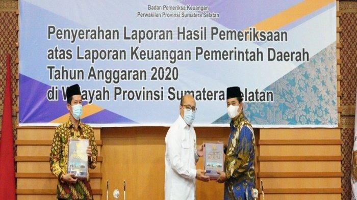 LKPD Tahun 2020 Kabupaten Banyuasin Raih WTP