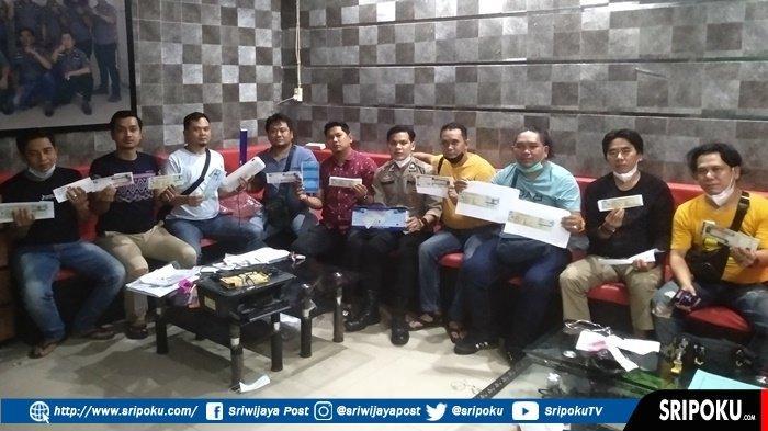 Rumah Kontrakan di Palembang Ini Dijadikan Pabrik Percetakan STNK Palsu, Pelaku Berhasil Kabur