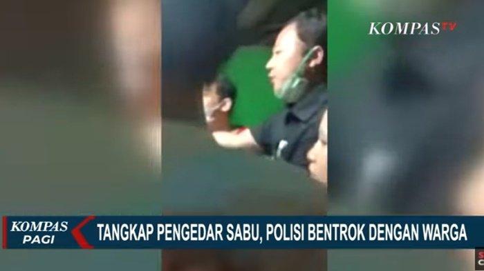 Begini Kesaksian Anak yang Sebut Polisi Selipkan Sabu saat Gerebek Ayahnya di Rumah