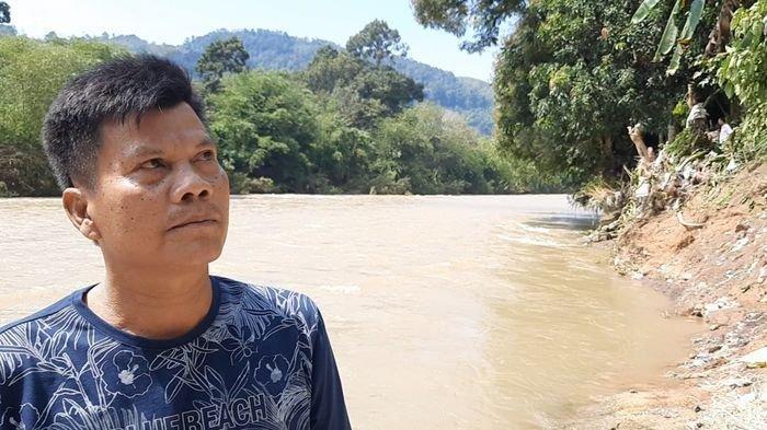 Sungai Lakitan Musi Rawas Meluap, Kades: 'Kalau Karang Panggung Terendam, Semua Desa Pasti Terendam'