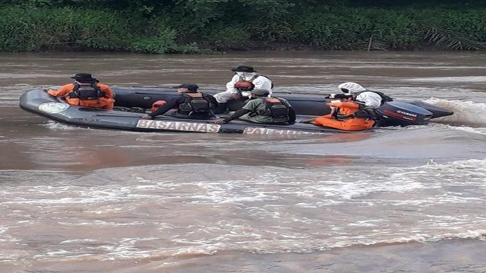 Seorang Anak di Desa Muara Baru OKI Tenggelam Saat Mandi di Sungai Komering