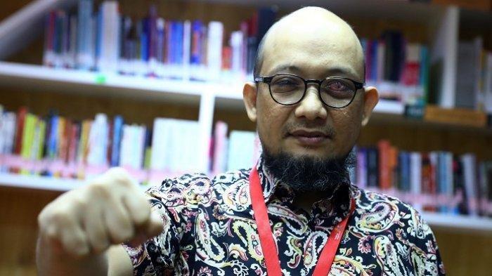 Namanya Masuk Dalam 75 Pegawai KPK yang Dikabarkan Akan Dipecat, Ini Jawaban Singkat Novel Baswedan
