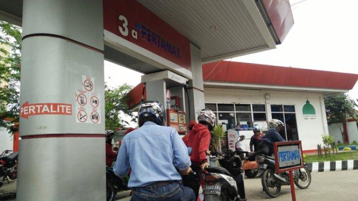 Di Sebagian Sumatera - Harga BBM Turun Mulai Hari Sabtu 1 Februari 2020, Cek Harga Terbaru di Sini