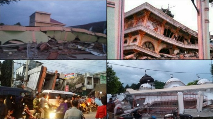 Foto-foto Kondisi Terakhir Pasca Gempa di Pidie Jaya, Aceh