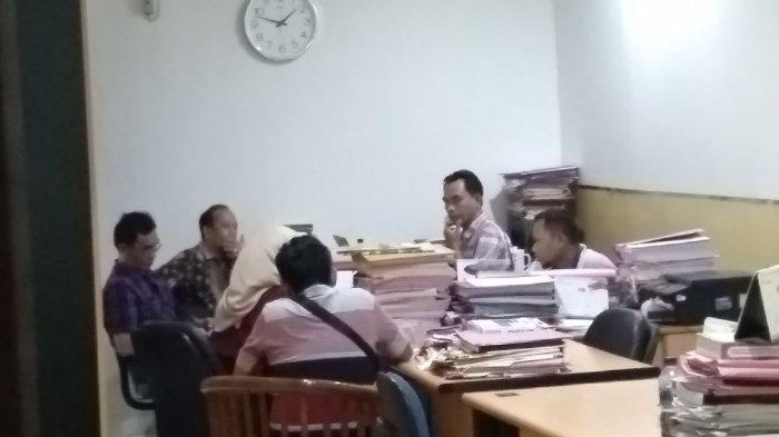 5 Komisioner KPU Palembang Ditetapkan Tersangka, Satreskrim Polresta Palembang Periksa Saksi-saksi