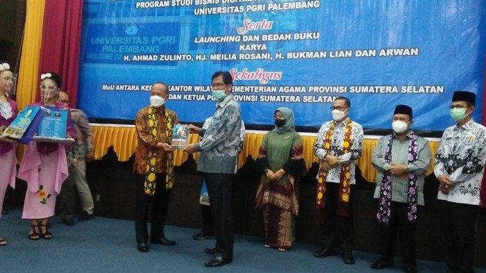 Universitas PGRI Palembang Kembali Tambah Dua Prodi Baru, Siap Terima Mahasiswa