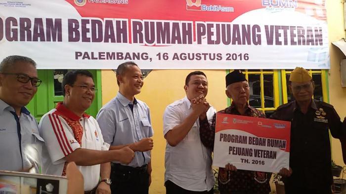Letkol Purn Syamsuddin Tak Mampu Menahan Tetesan Air Mata