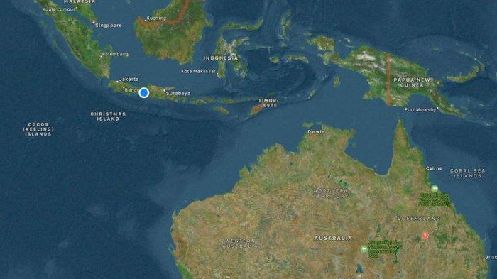 HEBOH, Benua Australia Bergerak Mendekati Indonesia dari Arah Utara: Berpotensi Gempa 8,1 SR