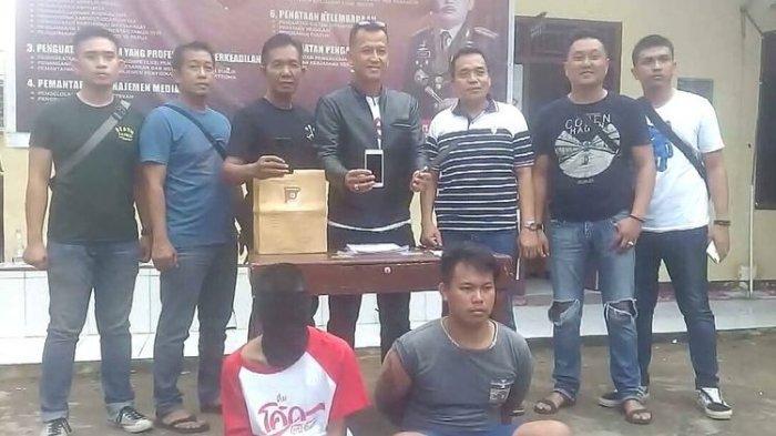 Kisah Begal Narsis di Indralaya, Ditangkap gara-gara Unggah Foto Bawa Senjata Tajam