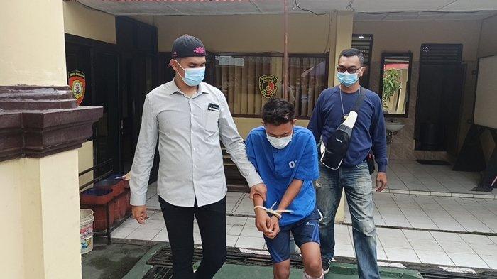 Anarki Nugraha Pelaku Begal di IT 3 Palembang yang Mengaku Polisi Saat Beraksi di Jalan Mayor Ruslan