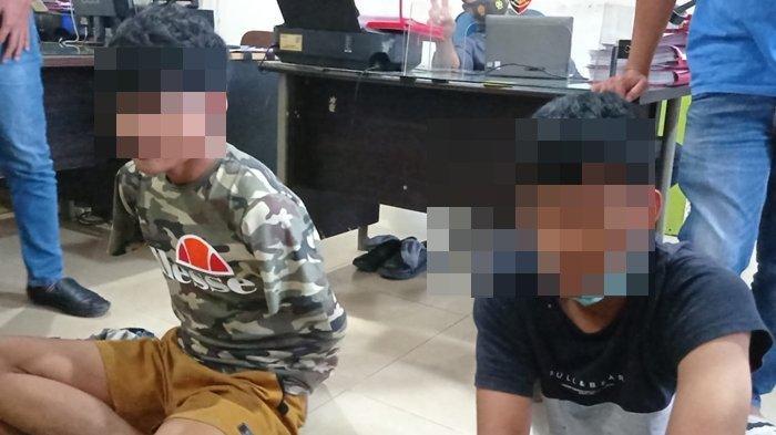 Dua Buronan Pelaku Begal di Km 7 Palembang Ditangkap, Sempat Cekcok dengan Korban di Kampung Baru