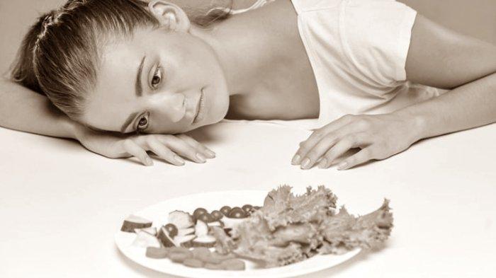 Seorang Ibu Berusia 26 Tahun Berat Badannya Hanya 32 Kilogram Pasca 4 Tahun Diet Hanya Makan Ini