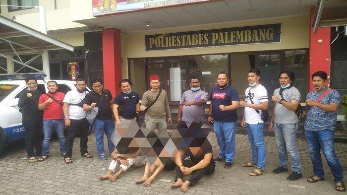 Pria Lagi Pacaran Babak Belur Dikeroyok 3 Remaja di Palembang, Berawal dari Geber-geber Motor