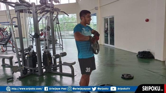 Tak Mau Risiko Cedera Kambuh, Empat Punggawa Sriwijaya FC Ini Terpaksa Absen Laga Ujicoba