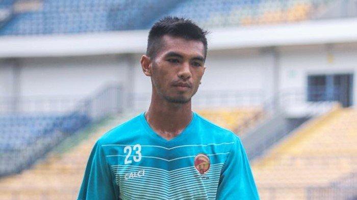 Bek Sriwijaya FC Ini Dikira Orang Malang Sampai Dipanggil 'Cak', Rupanya Berdarah Minang