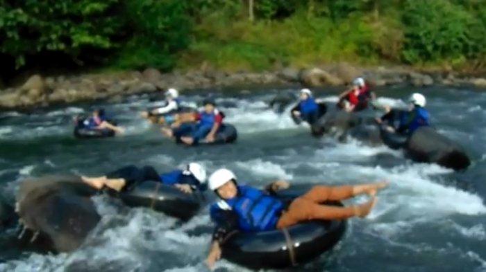 Belanting River Tubing, Destinasi Wisata Baru di Kabupaten Ogan Komering Ulu