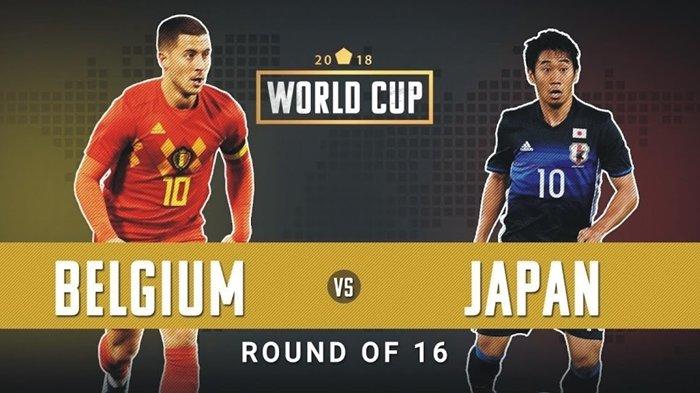 Analisa dan Prediksi Pertandingan Piala Dunia 2018 Belgia vs Jepang Pukul 1 Dinihari