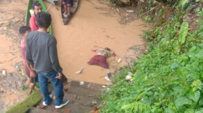 Mayat yang Tenggelam di Musi Rawas Bernama Zulkarnain, Warga Lubuklinggau Ini Ijin Pergi Cari Batu