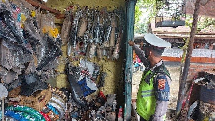 Sangat Mengganggu: Satlantas Polres Ogan Ilir Desak Bengkel tak Layani Pemasangan Knalpot Brong