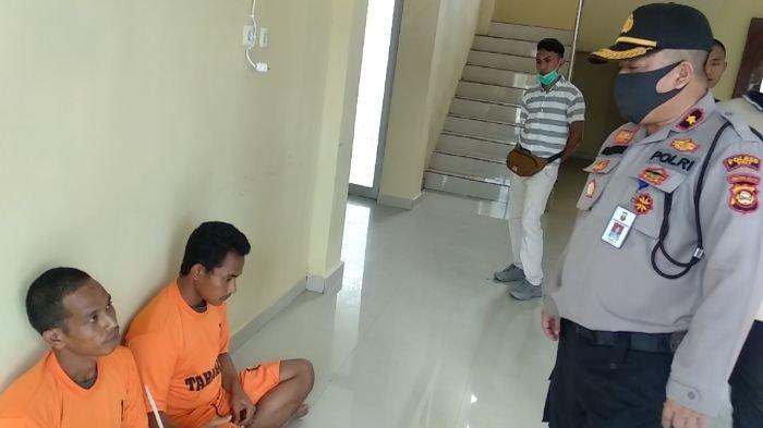 Buronan Pencuri di PALI Ini Digerebek di Persembunyiannya, Ternyata Menyimpan 3 Pucuk Senpi Kecepek