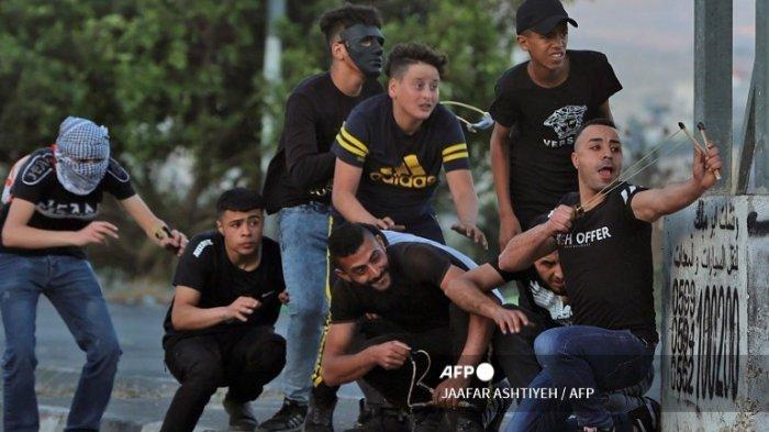 MASSA Pro Palestina Obrak-abrik Demo Dukung Israel di Kanada: Massa Yahudi Kocar-kacir