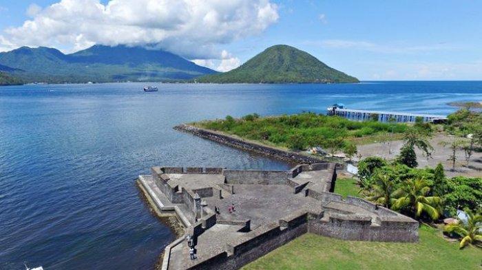 4 Wisata Sejarah di Ternate, Benteng Kalamata hingga Benteng Oranje