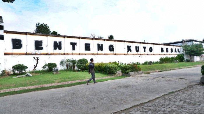 Sejarah Benteng Kuto Besak Palembang yang Kini Jadi Destinasi Wisata Andalan di Palembang