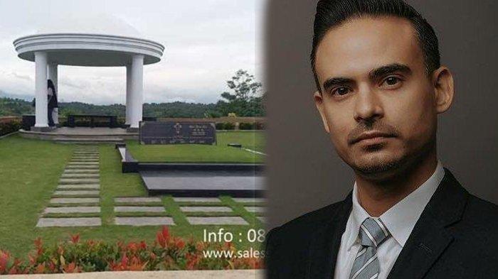Bentuk Kuburan Ashraf Sinclair Dipesan BCL, Makam Suami Bunga Citra Lestari yang Seharga Rp 260 Juta