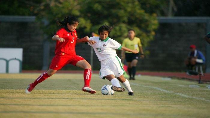 Dihadang Laos, Timnas Indonesia Gagal Melaju ke Semifinal AFF U-16 Women's Championship 2018